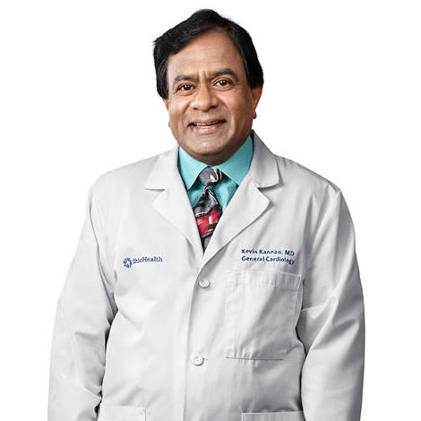 Image For Dr. Kevin Robert Kannan MD