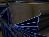Steel Stair Pan NJ - Steel Stair  Treads NJ - Steel Sheet Fabrication by Allied Steel NJ