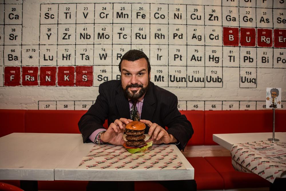 Big Bang Burger NYC image 2