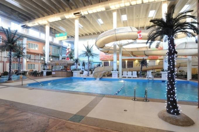 Best Western Seven Oaks Inn in Regina: Swimming Pool