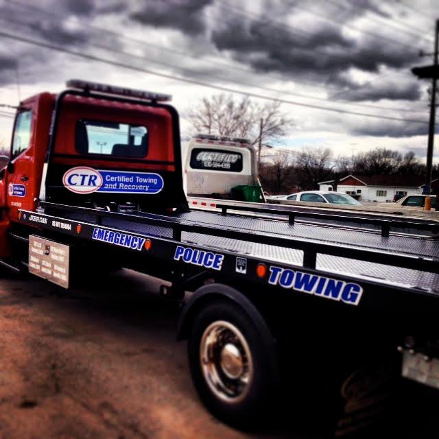Certified Towing & Recovery image 4