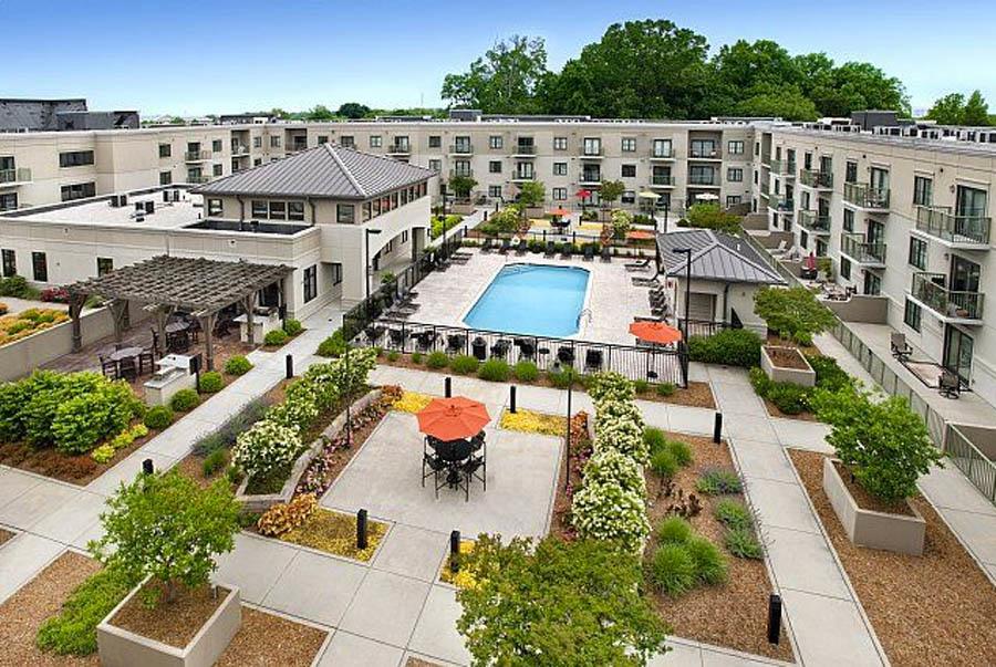Governor Morrison Apartments Charlotte Nc