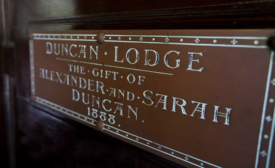 Symmetry at Duncan Lodge - ad image