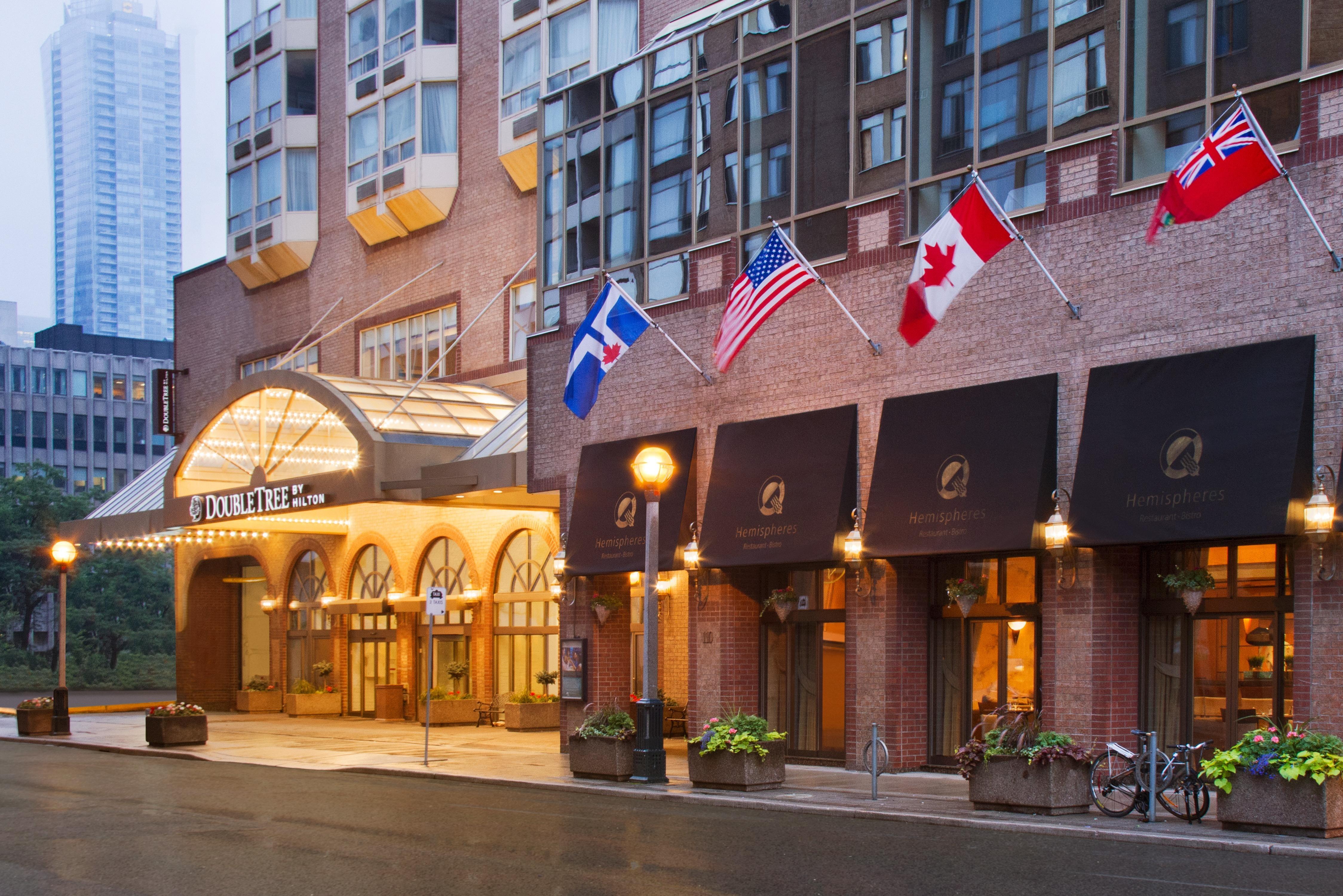 Double Tree Hotel Toronto