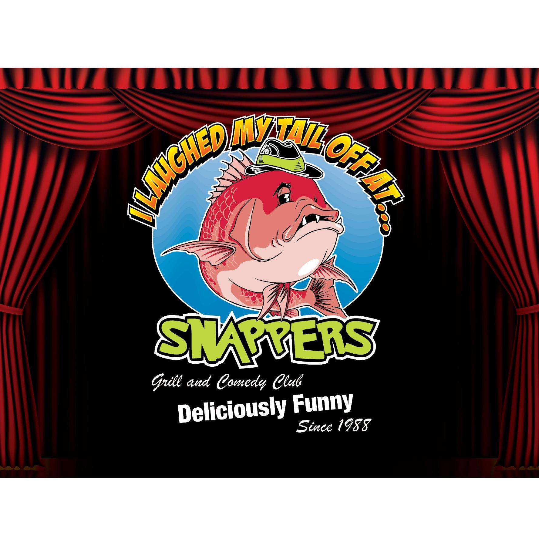 Snappers Grill & Comedy Club image 0