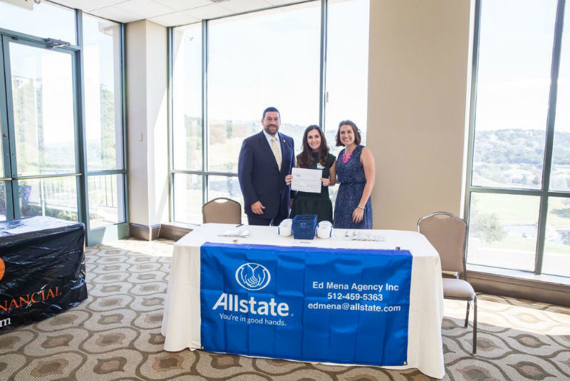 Ed Mena: Allstate Insurance
