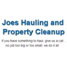 Joe's Hauling & Property Clean Up