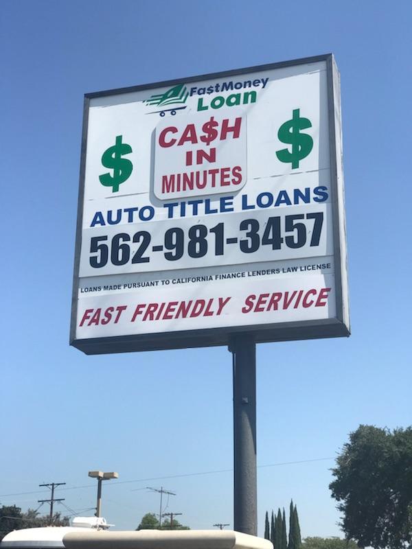 Fast Money Car Title Loans image 8