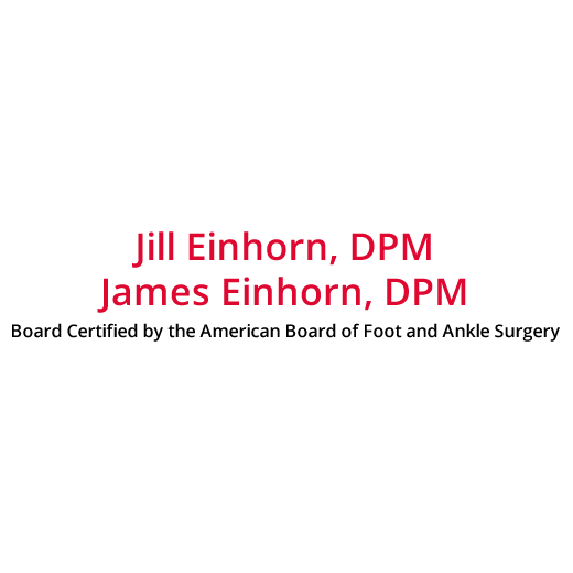 Einhorn & Einhorn: James and Jill Einhorn, DPM