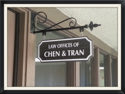 The Law Offices of Chen & Tran - ad image