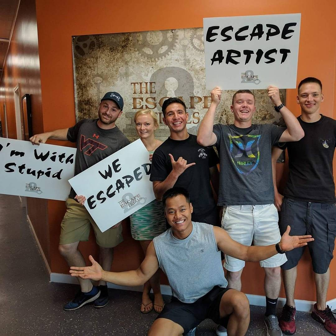 The Escape Trials-Where your Adventure begins! image 8