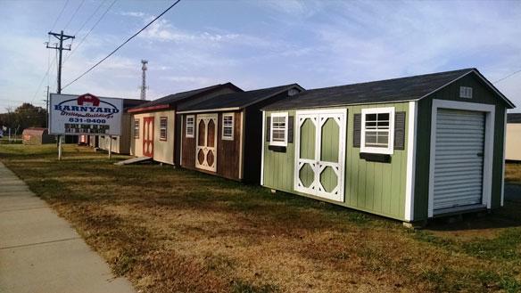 Barnyard Utility Buildings In Pineville Nc 704 643 0