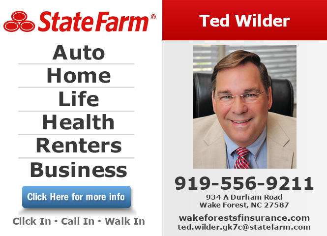 Ted Wilder - State Farm Insurance Agent image 0