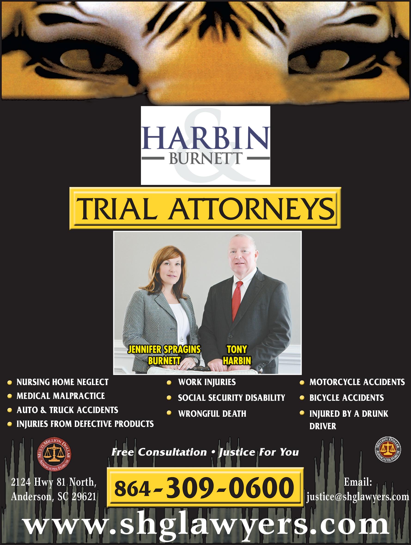 Harbin & Burnett LLP image 0