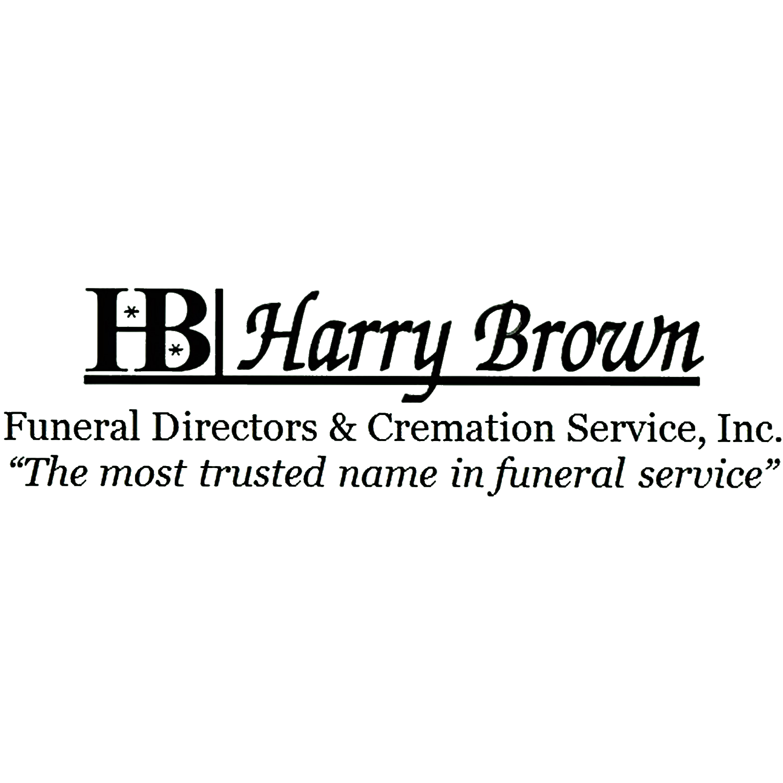 Harry Brown Funeral Directors & Cremation Service