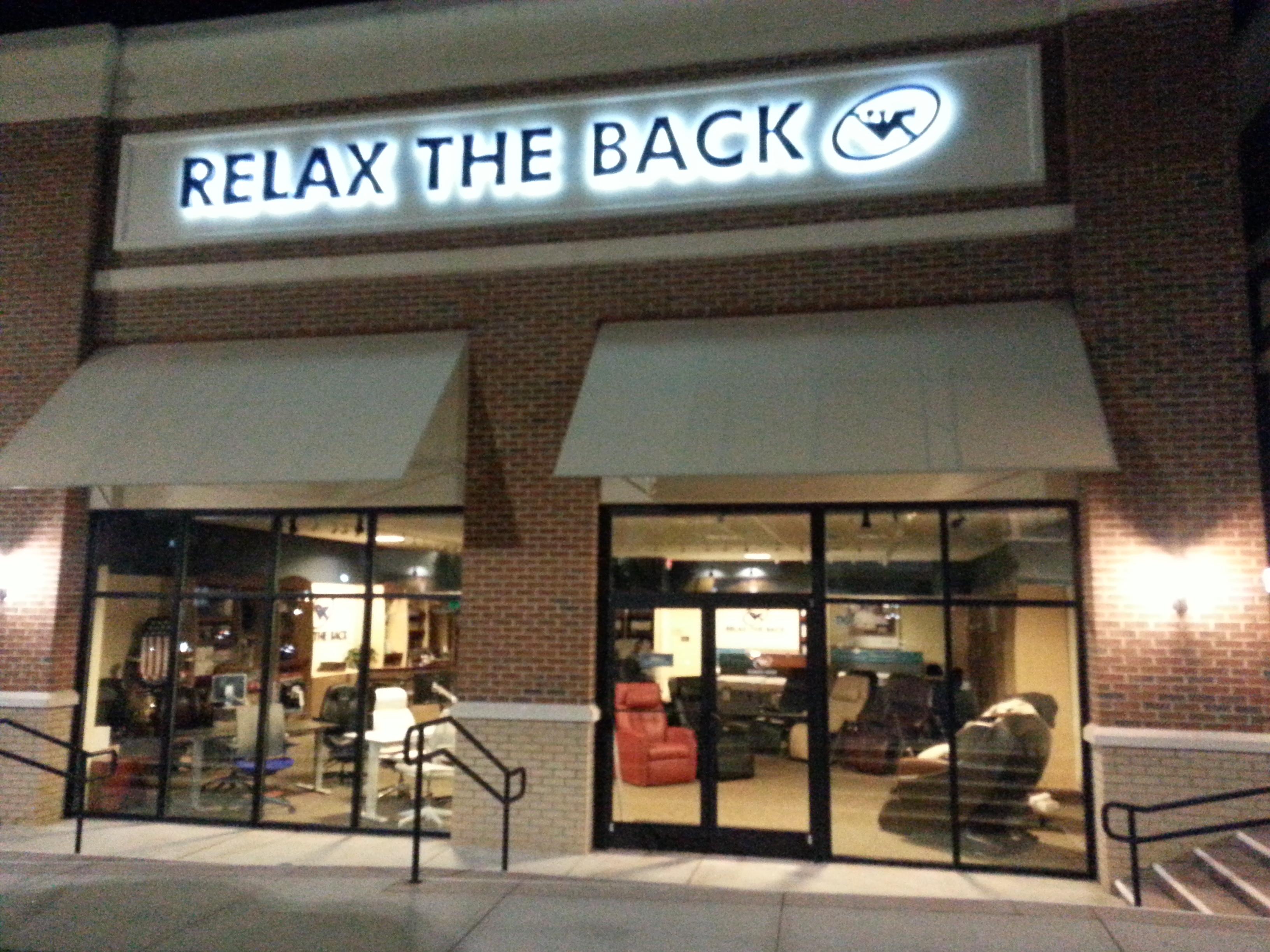 Relax The Back Office Chair Reviews: Atlanta, GA 30346