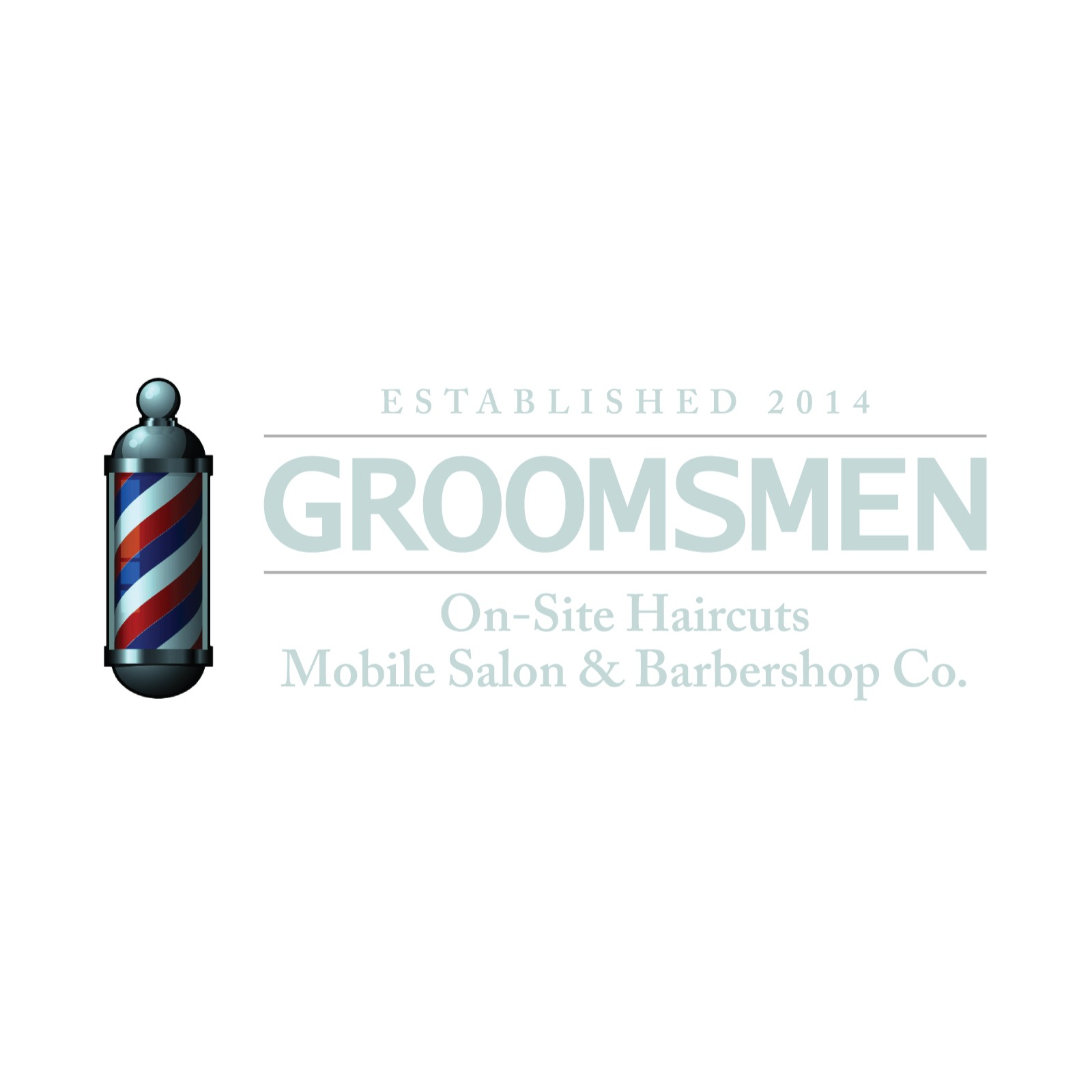 GROOMSMEN On-Site Haircuts, Mobile Salon & Barbershop Co.