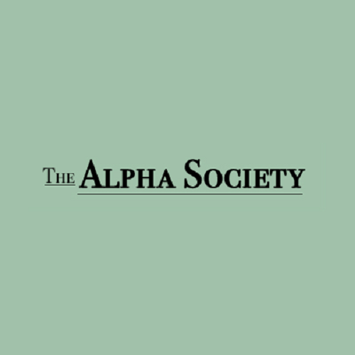 The Alpha Society image 0