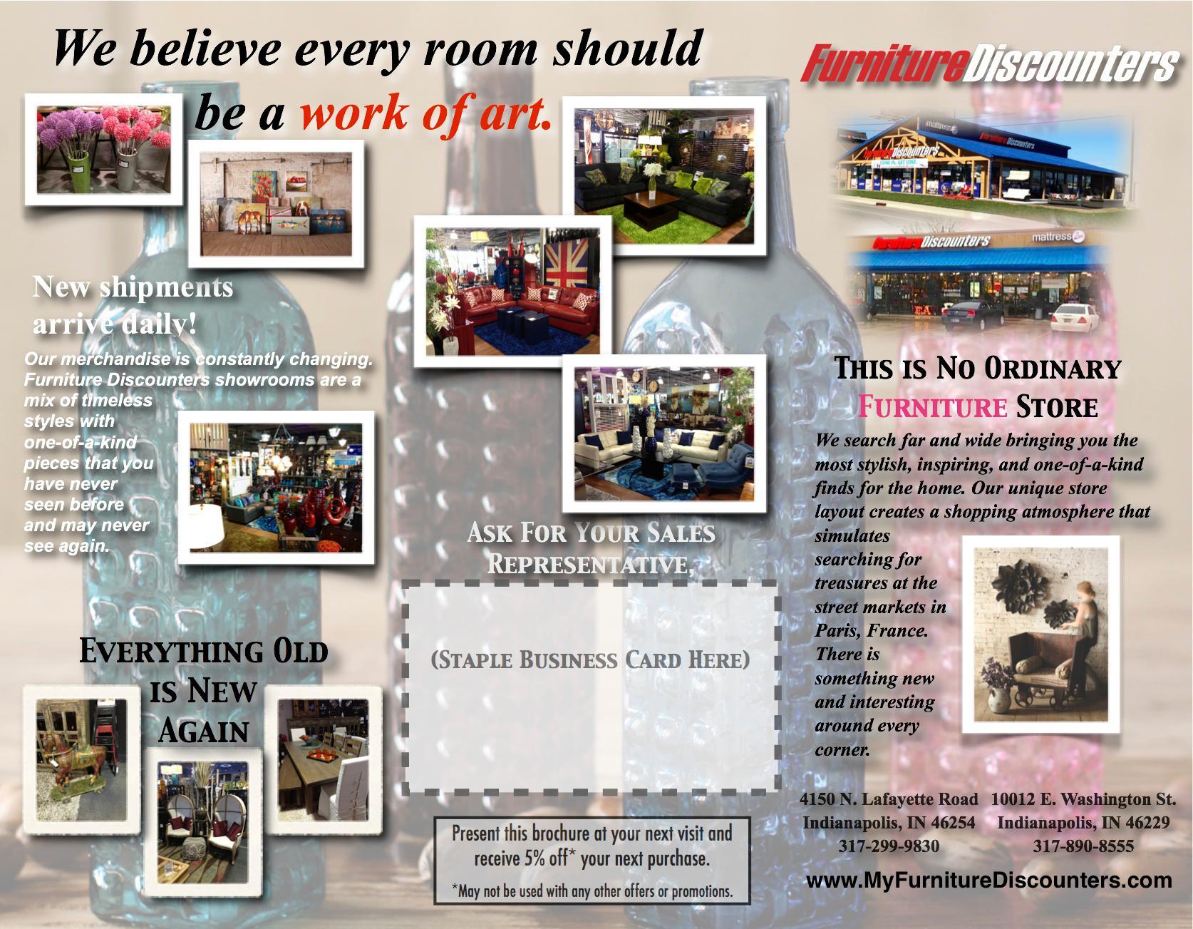 Furniture Discounters (lafayette Rd) image 2