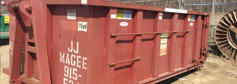 J.J. Magee Dumpsters image 5