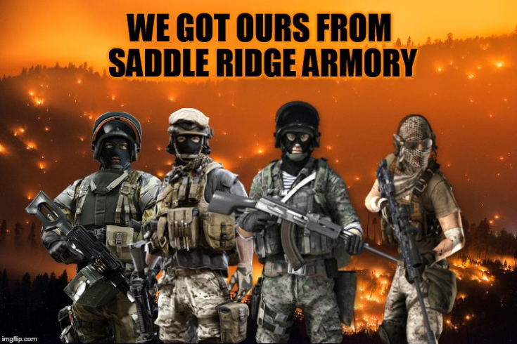 Saddle Ridge Armory