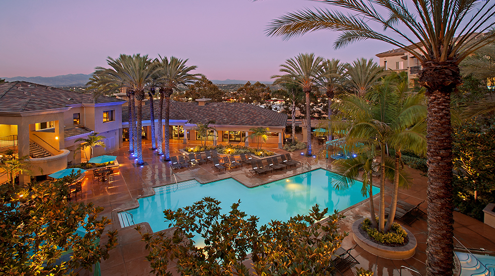 City Lights at Town Center Apartments - Aliso Viejo, CA