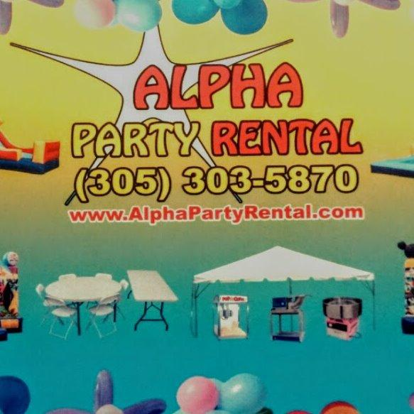 Alpha Party Rental