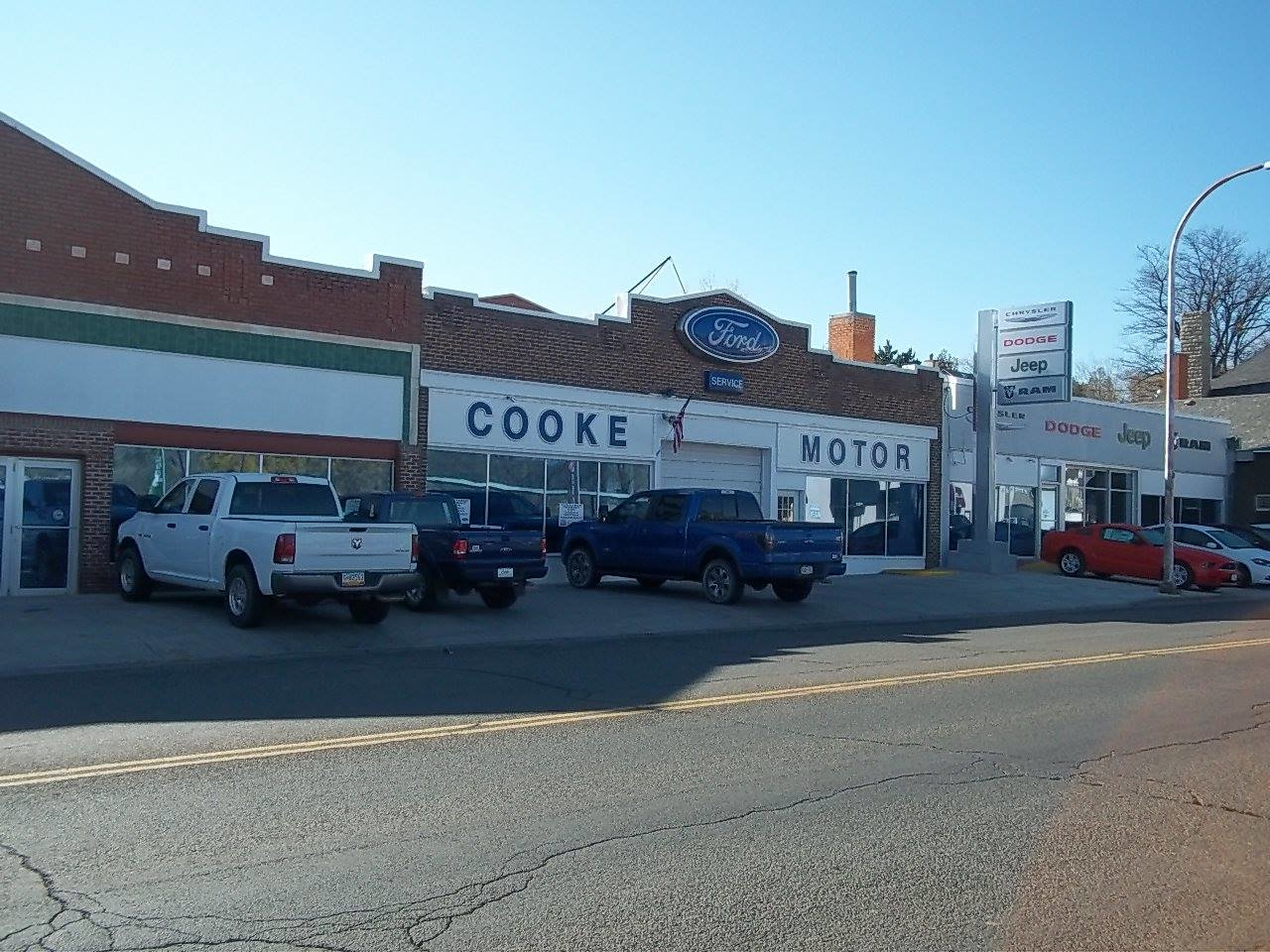 cooke motor company in trinidad co whitepages