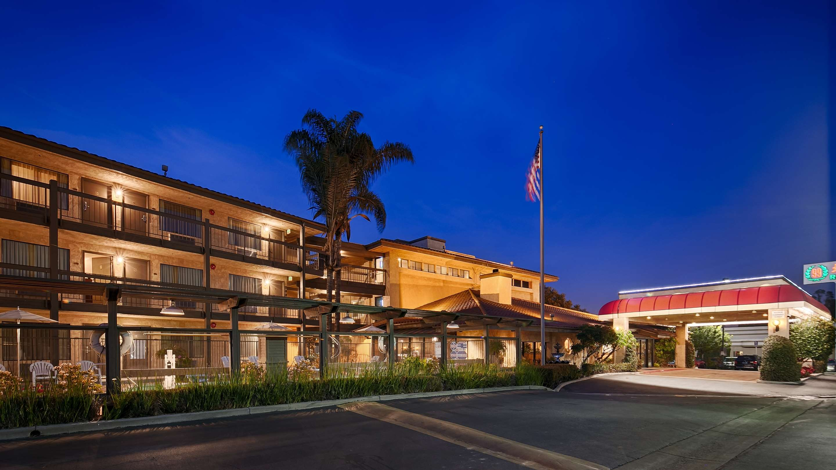 best western plus executive inn rowland heights ca