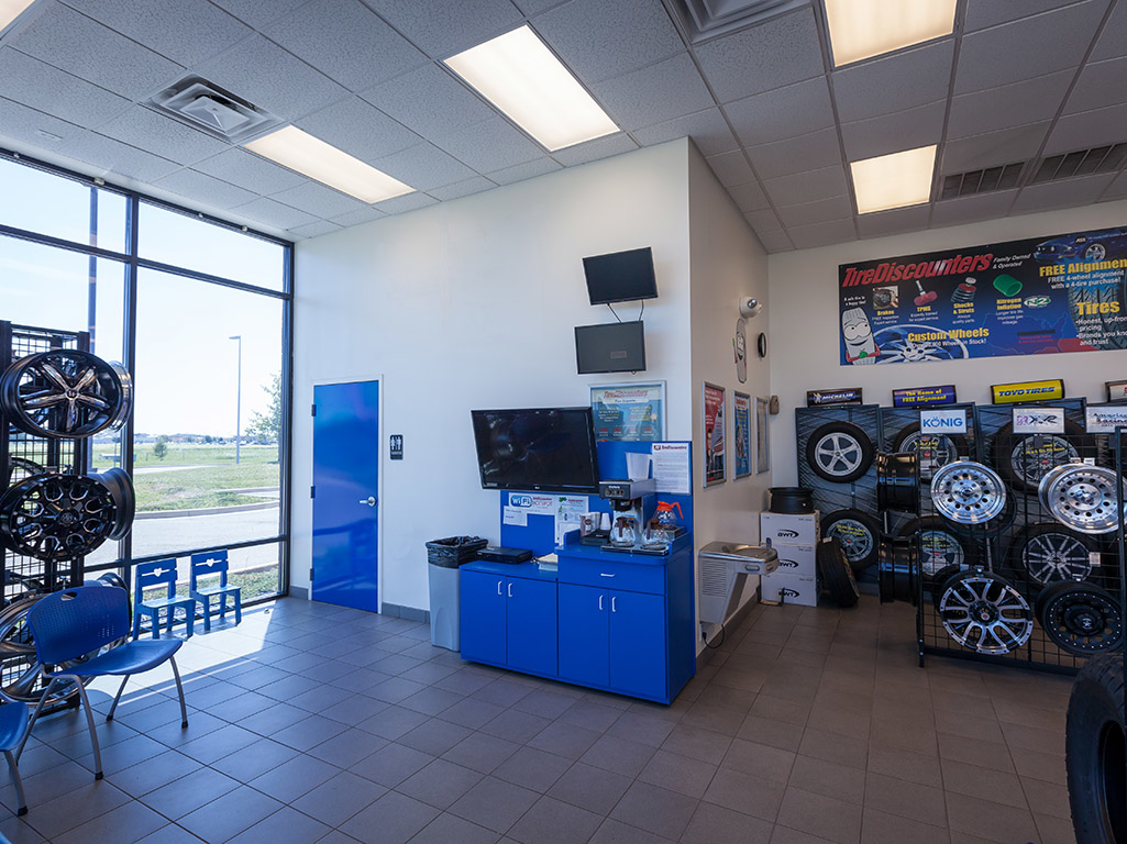 Tire Discounters in Marysville, OH, photo #4