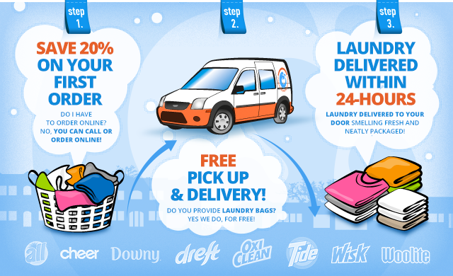 Wash Wizards Laundry Pickup & Delivery Service - Oxnard image 0