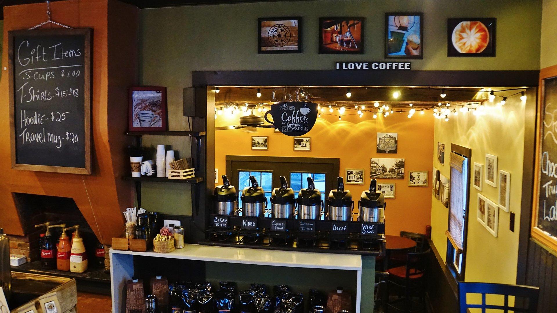 Saxonburg Coffee & Tea image 0