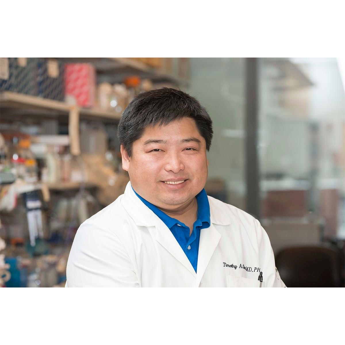 Image For Dr. Timothy A. Chan MD, PHD