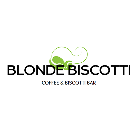 Blonde Biscotti Coffee & Biscotti Bar