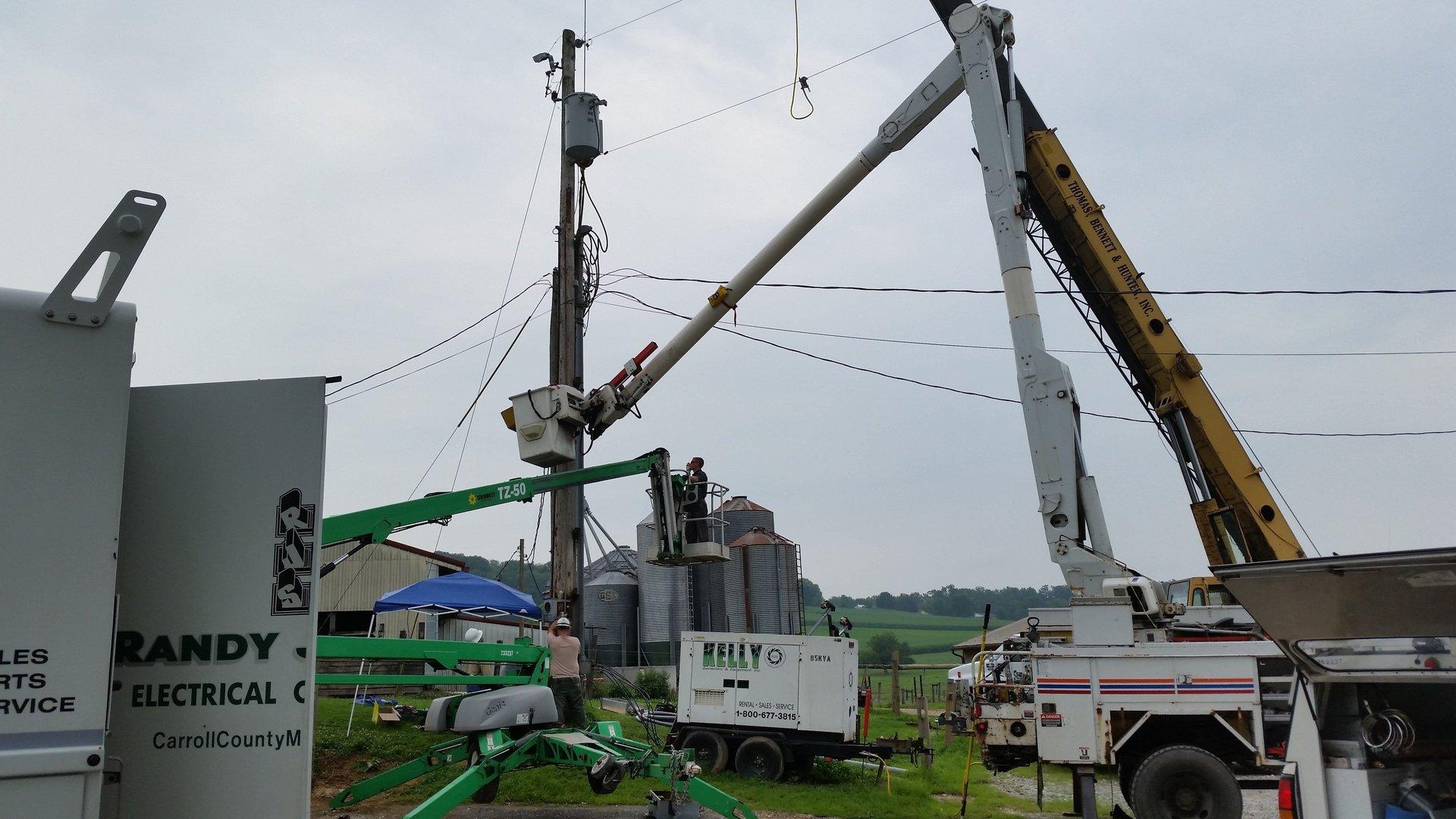 Randy J Seeley Electrical Contractors image 7