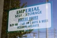 Imperial Self Storage in Port Coquitlam