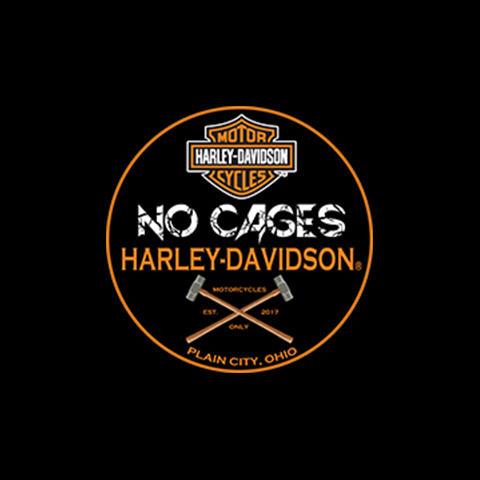 No Cages Harley Davidson®