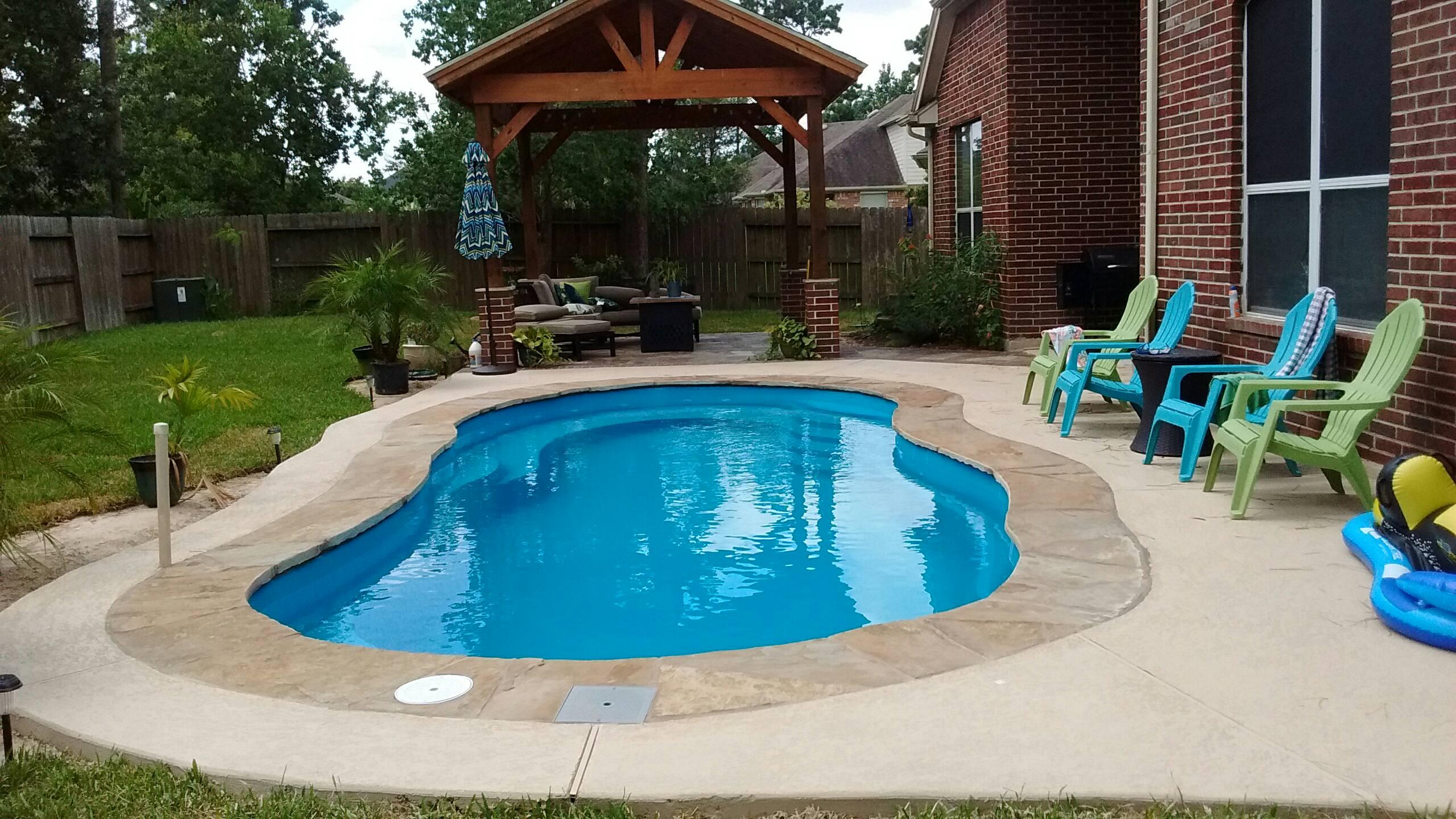 Leisure Pools Houston In Spring Tx 832 823 4