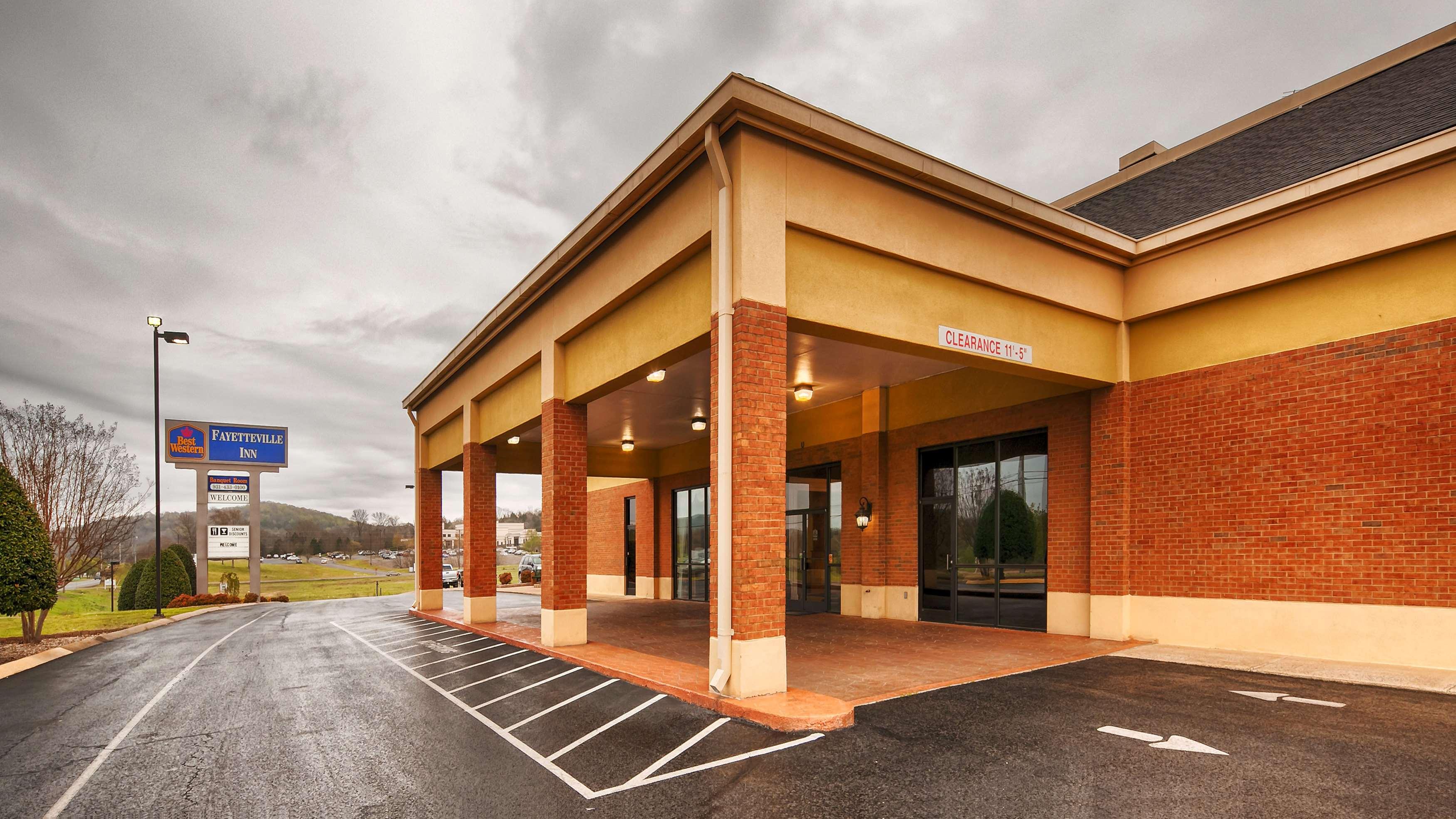 Best Western Fayetteville Inn image 6