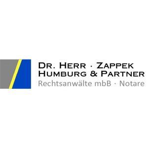 Logo von Kanzlei Dr. Herr, Zappek, Humburg & Partner Rechtsanwälte und Notare mbB