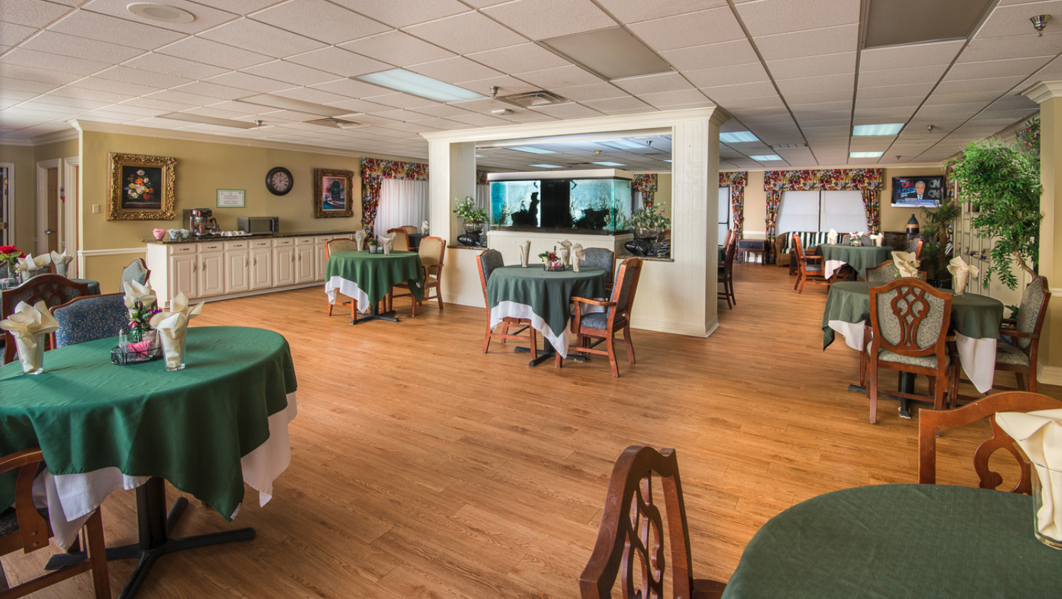 The Gables at Spring Lake Assisted Living [Senior Care Centers] image 1