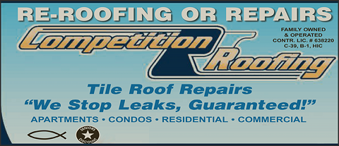 Competition Roofing image 0