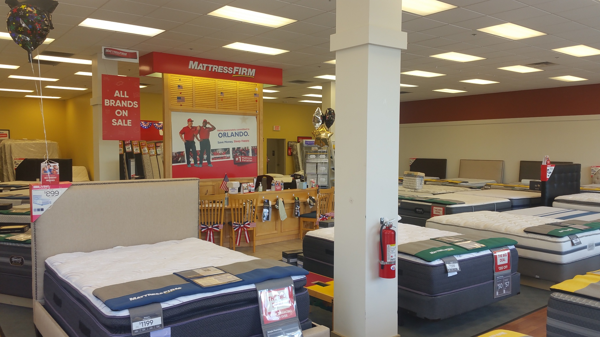 Mattress Firm Doctor Phillips Village - Closed image 3
