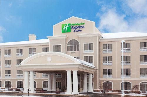 Holiday Inn Express & Suites Rockford-Loves Park image 1