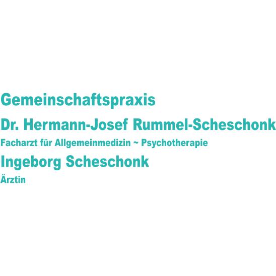 Gemeinschaftspraxis Dr. med. Hermann-Josef Rummel-Scheschonk und Ingeborg Scheschonk