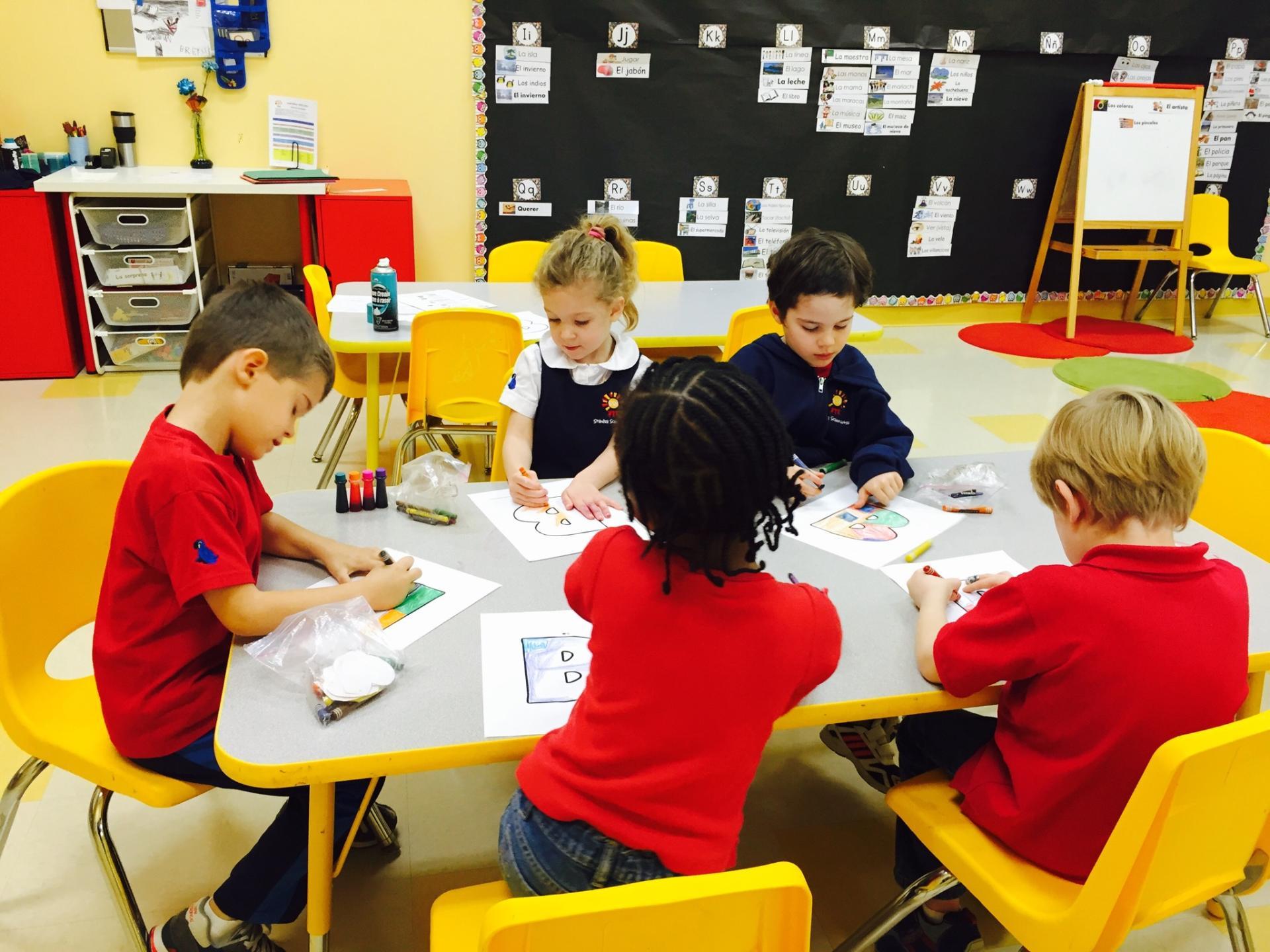 Spanish Schoolhouse image 8
