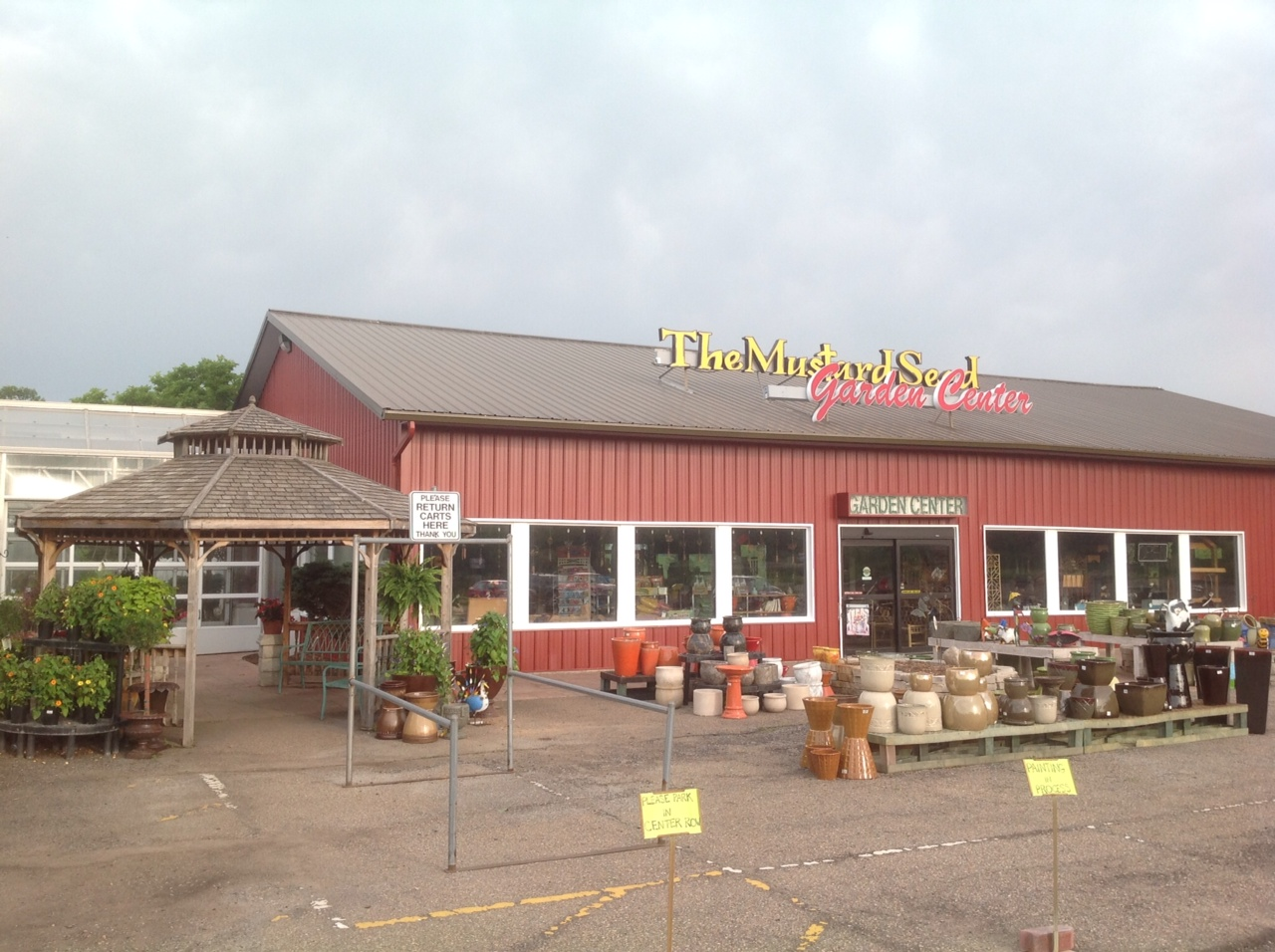 The Mustard Seed at Halla Nursery - Chaska, MN