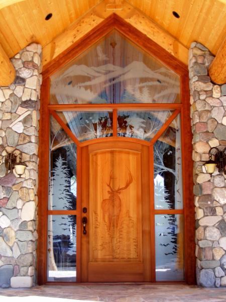 Stephanie's Glass & Art Studio in Fernie