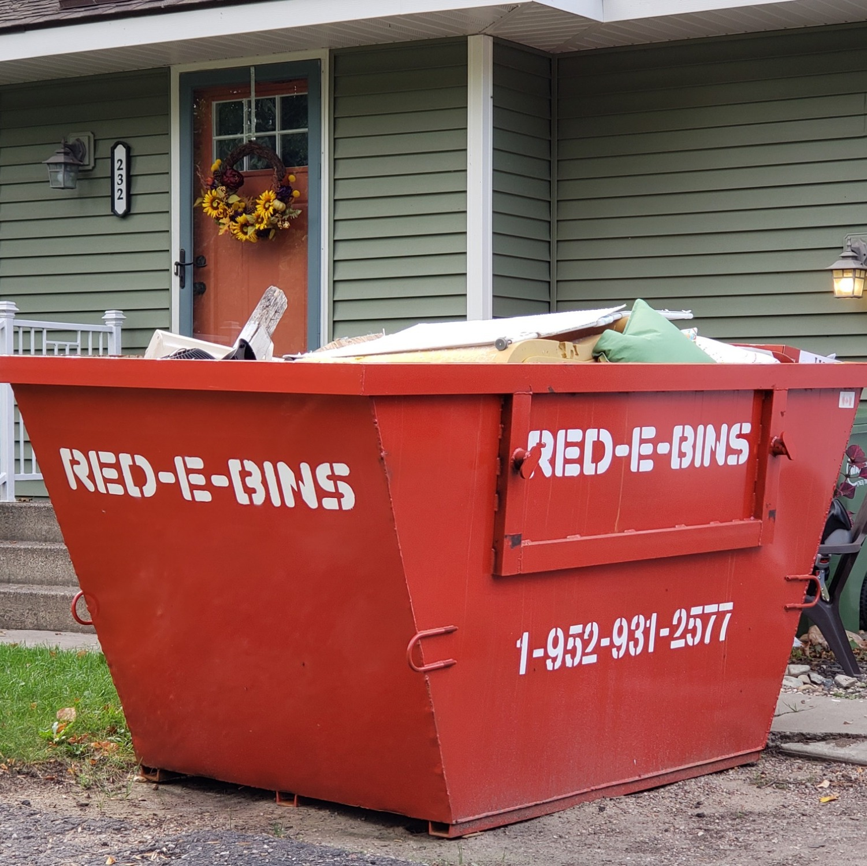 RED-E-BINS image 1