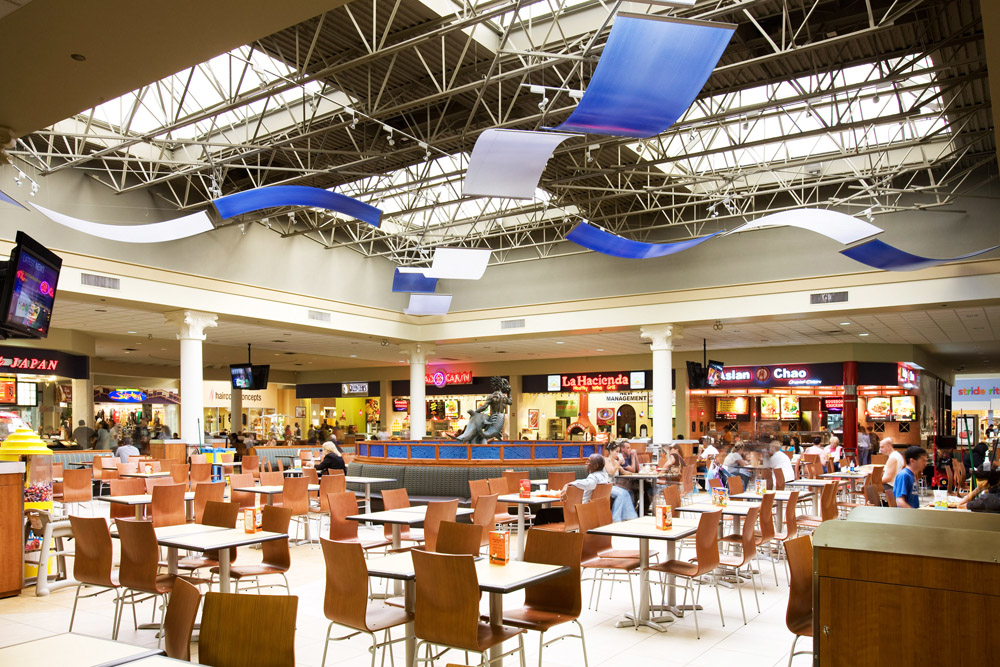 Parkland Mall Food Court